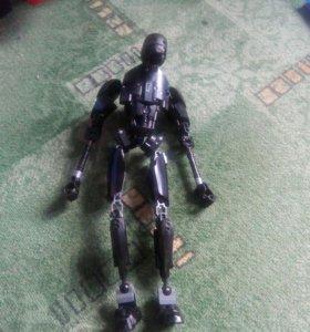 Лего звёздные войны робот