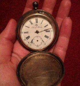 Часы антиквариат карманные