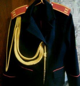 Форма кадет а для девочки