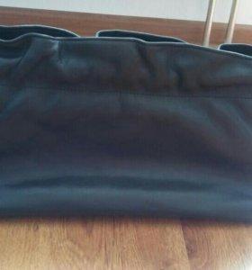 Кожаный клатч (wanlima)