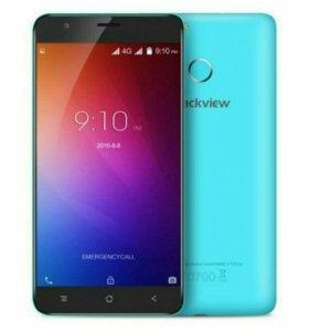 Стильный смартфон с 4G Blackview E7 Новые