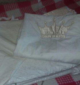 комплект для кроватки
