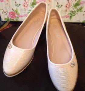 Туфли женские,балетки