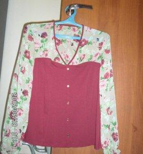Блузка новая неношаная