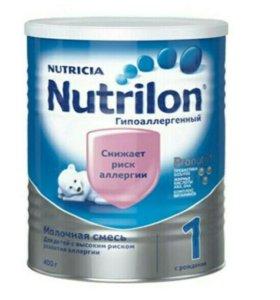 Смесь Nutrilon 1 ГА