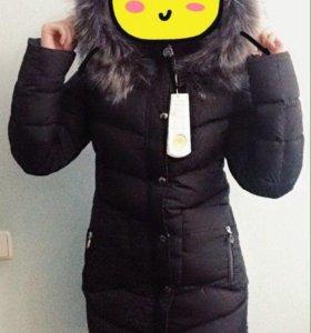 Новый пухових / куртка