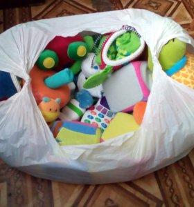 Пакеты игрушек