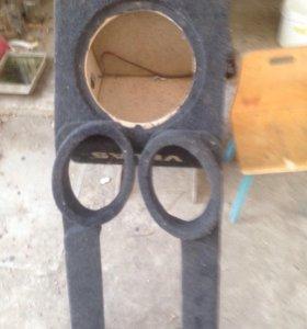 Короб и накладки на двери