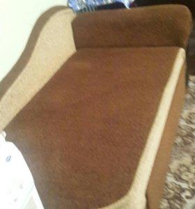 Детский раскладной диван(новый)