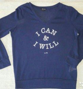 Пуловер tally weill на 46-48 раз