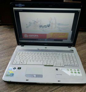 Ноутбук Acer Aspire 7720zg
