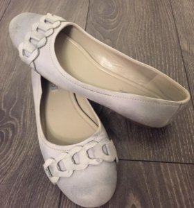 Туфли балетки Ecco