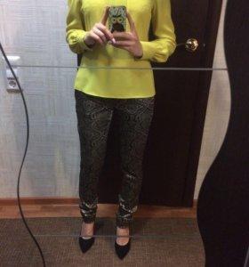 Блузка + брюки