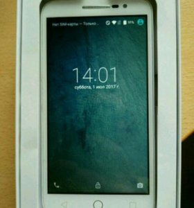Alcatel One Touch Pop 2 (Premium)+ SD 16гб