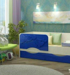 Кровать Дельфин 2