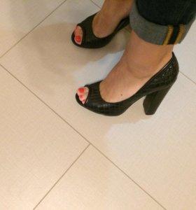 Туфли женские натуральная кожа Paolo Conte 38 р