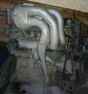 5е тойота двигатель
