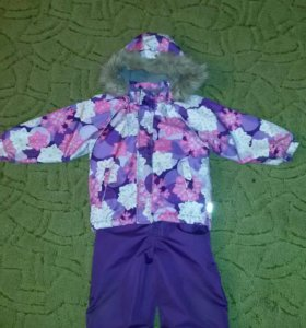 HUPPA Зимний костюм 98+6