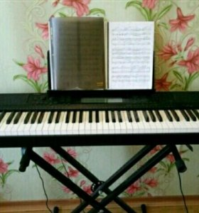 """Фортепиано """"Casio CDP-200R"""" + стойка под фортепиан"""