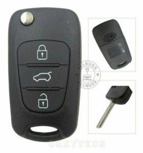 Корпус ключа Hyundai Tucson i30 ix25 ix35