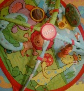 Развивающий коврик tiny love