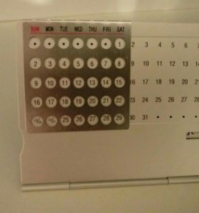 Универсальный календарь
