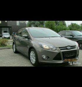 Ford Focus 1.6AT, 2013, седан