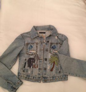 Куртка джинс . Оригинал