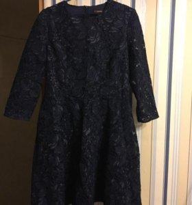 Платье lusio кружевное