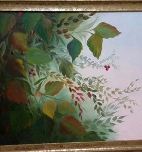 Картина маслом на холсте 40×50