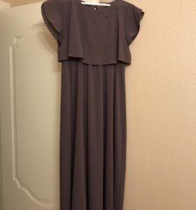 Платье для беременной р-р М-L