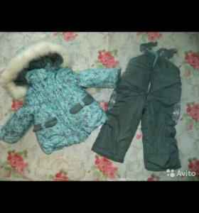 Зимний костюм 74-86