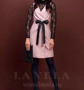 Платье lavela с боди новое