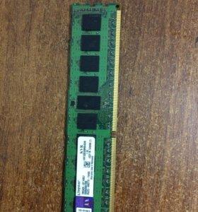 Оперативная память DDR3 на 4 г