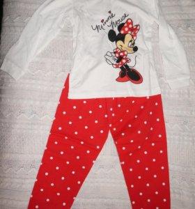 Пижама Минни