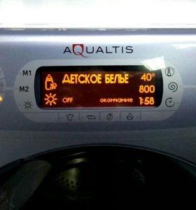 Стиральная машинка Ariston Aqualtis AQM9D-497U