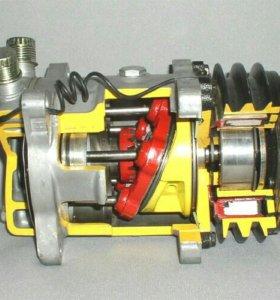 Ремонт компрессора кондиционера.
