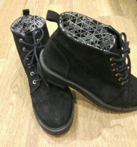 Ботинки H&M , 39