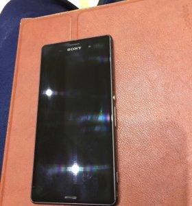 Sony Xperia z 3 black