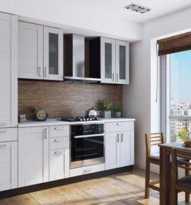 Продадим Кухня Veralinga 2,3 м эко шпон МДФ