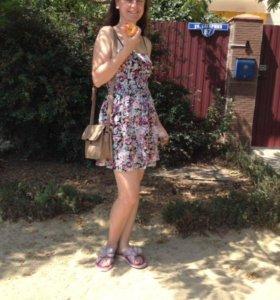 Платье (сарафан) летнее