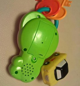 Комплект игрушек для малыша