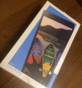 Новый планшет леново таб 3