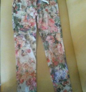 Платье джинсы брюки