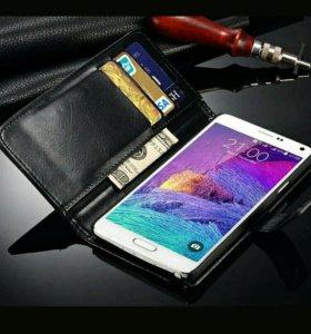 Чехол для Samsung note 4