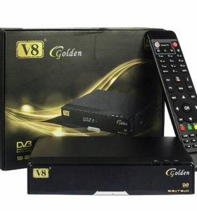 ТВ приёмник Openbox V8 Golden
