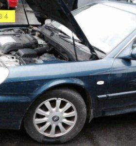 ♻️ Hyundai Sonata