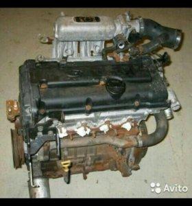 Двигатель для Киа Рио 2 kia rio 2 1.6л