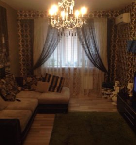 Квартира, 2 комнаты, 60.7 м²