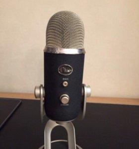 Blue Yeti Pro Студийный микрофон